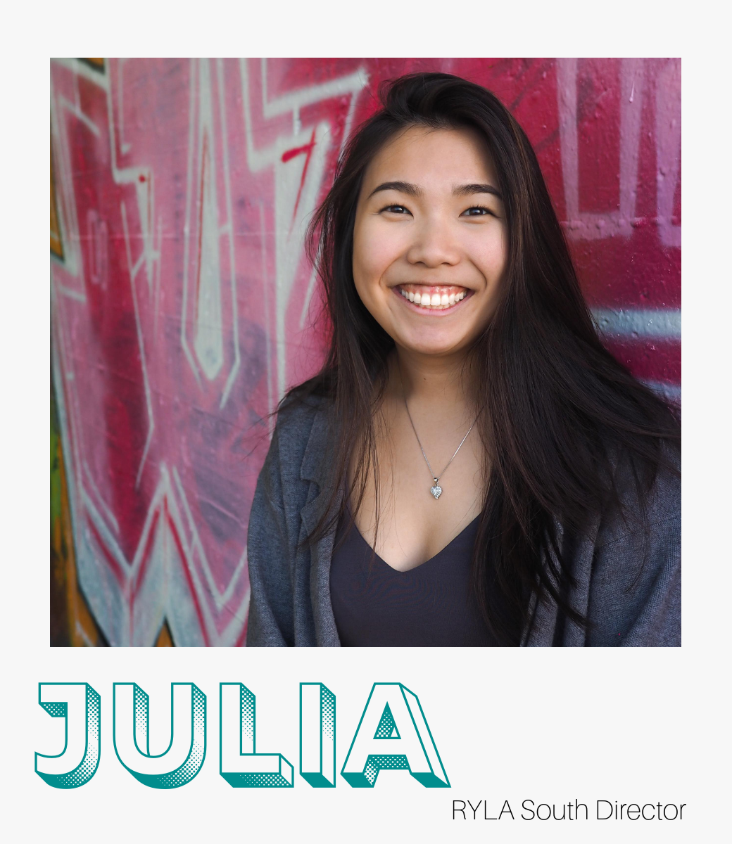Julia - RYLA South Director