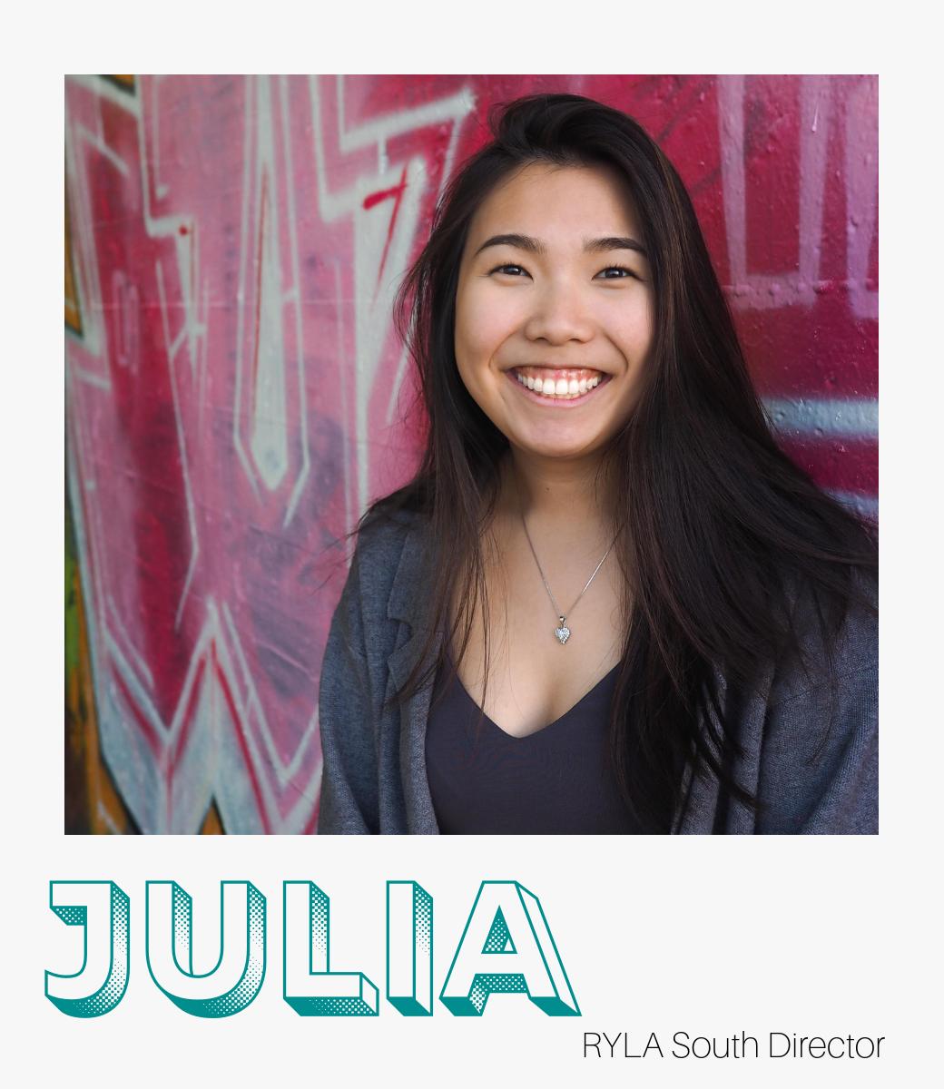 Julia - RYLA South Director