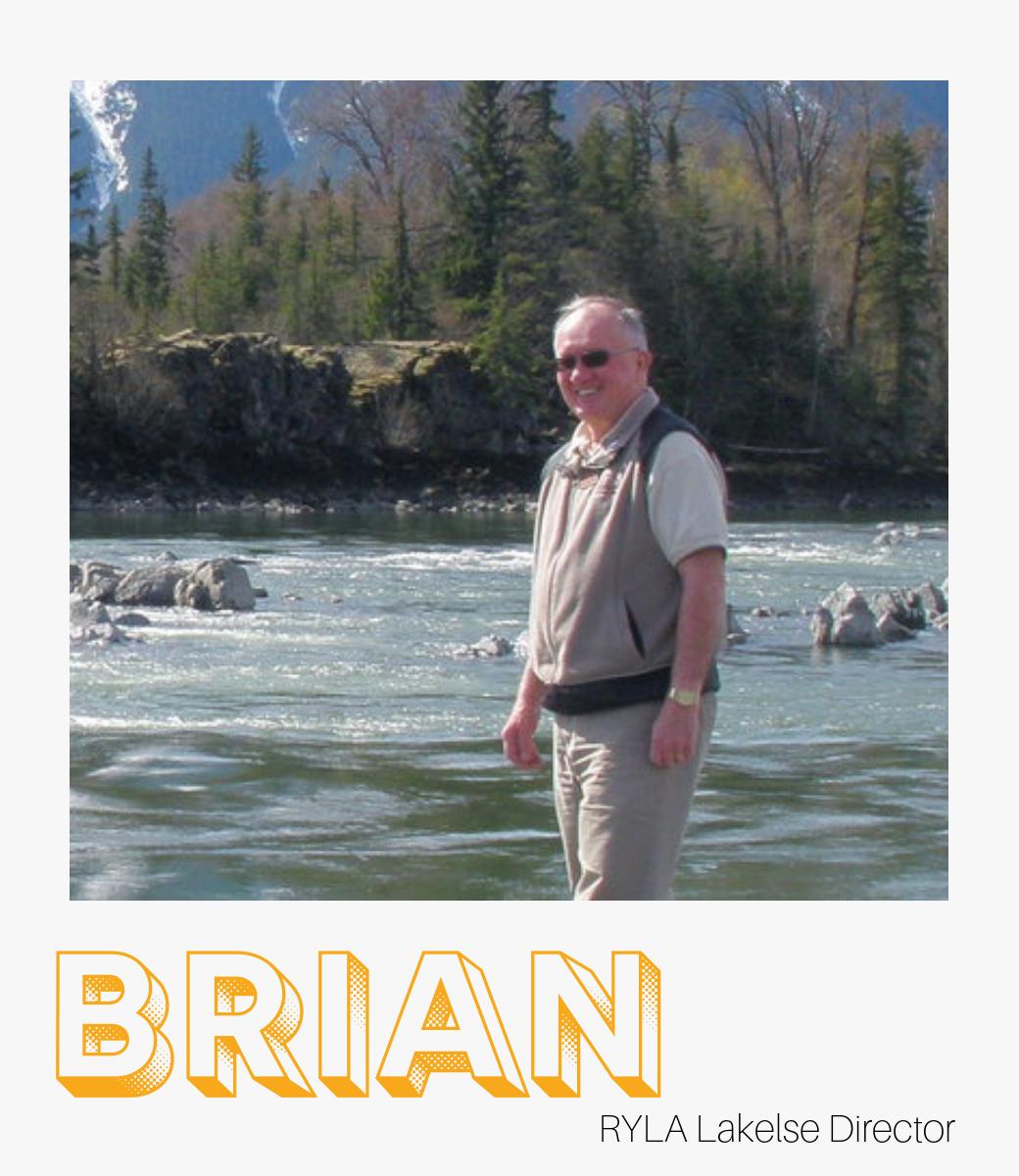 Brian - RYLA Lakelse Director